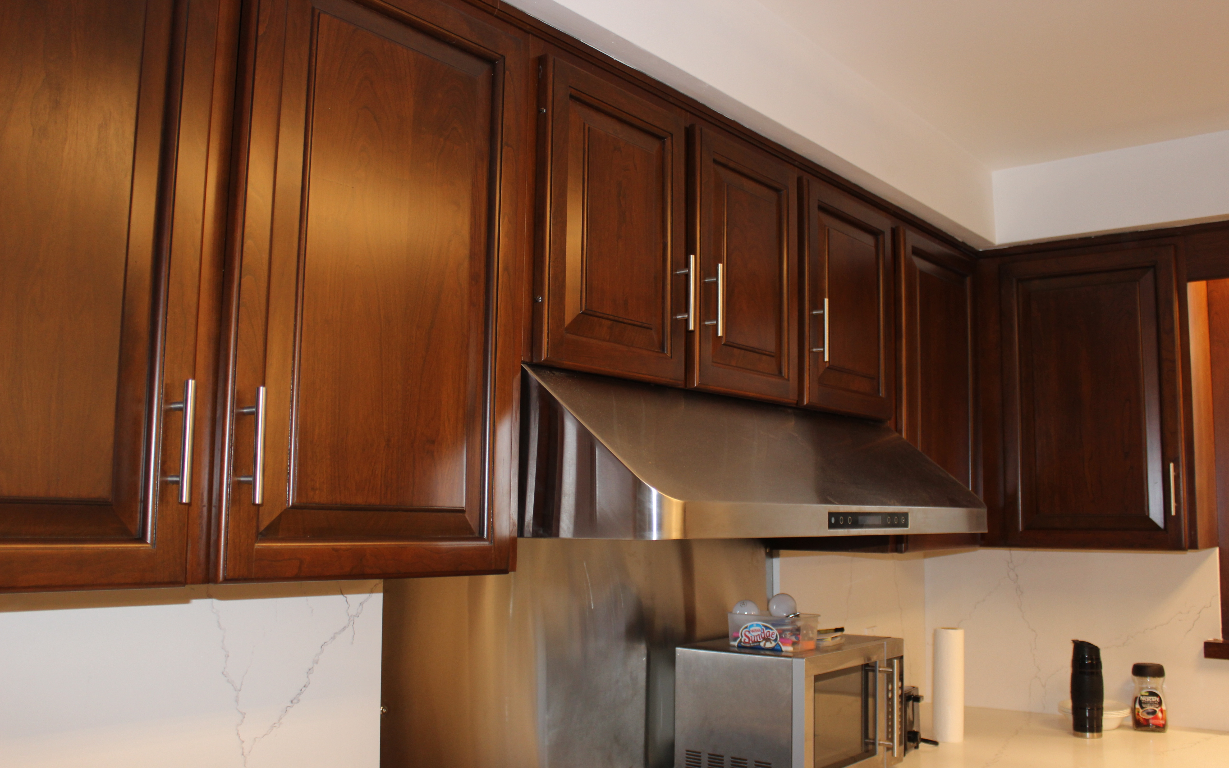 kitchen cabinet remodeling kitchen refinishing vaughan masters wood finishing 2721