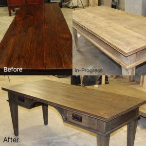 Furniture Refinishing In North York Toronto Area Mississauga Gta