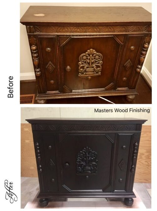 Antique Furniture Restoration Toronto